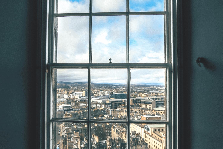 Repairing sash and case windows in Edinburgh
